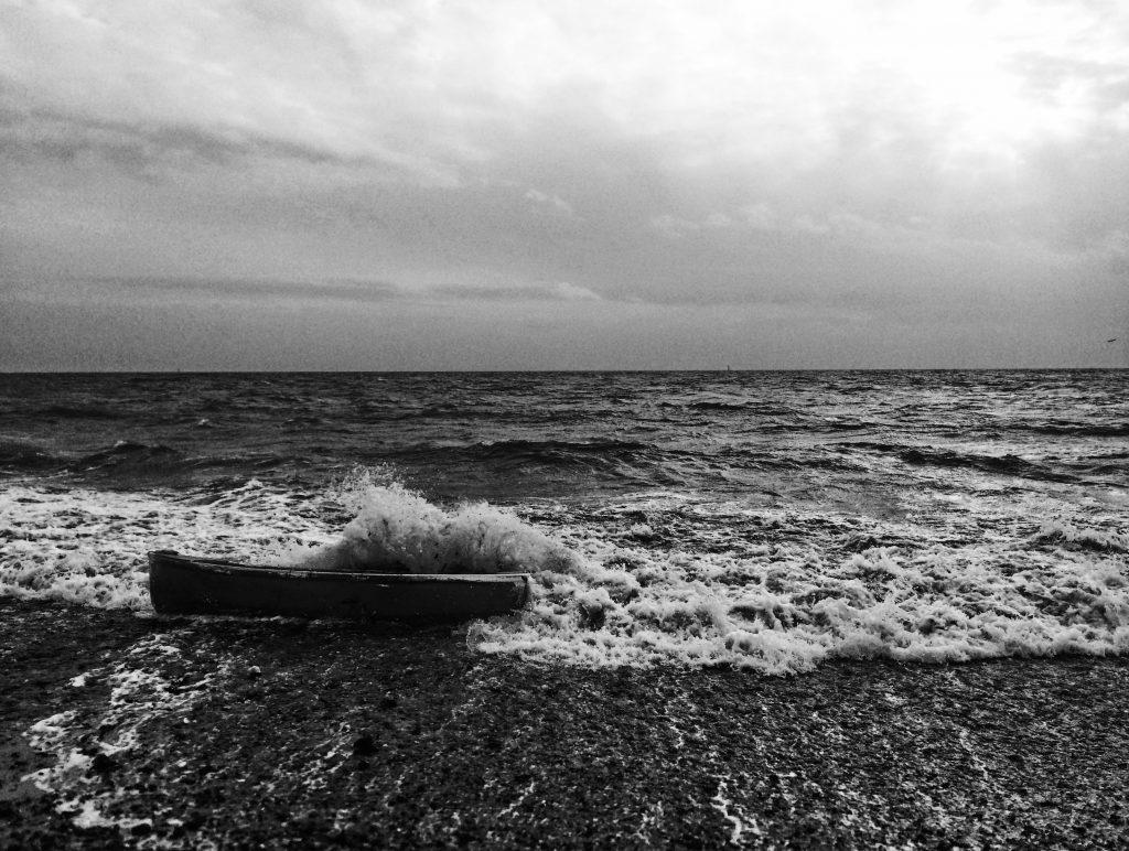 Flotsam at Southsea Beach