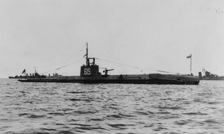 HMS Swordfish