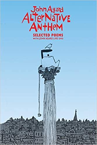 From my Poetry Bookshelf – John Agard – Alternative Anthem