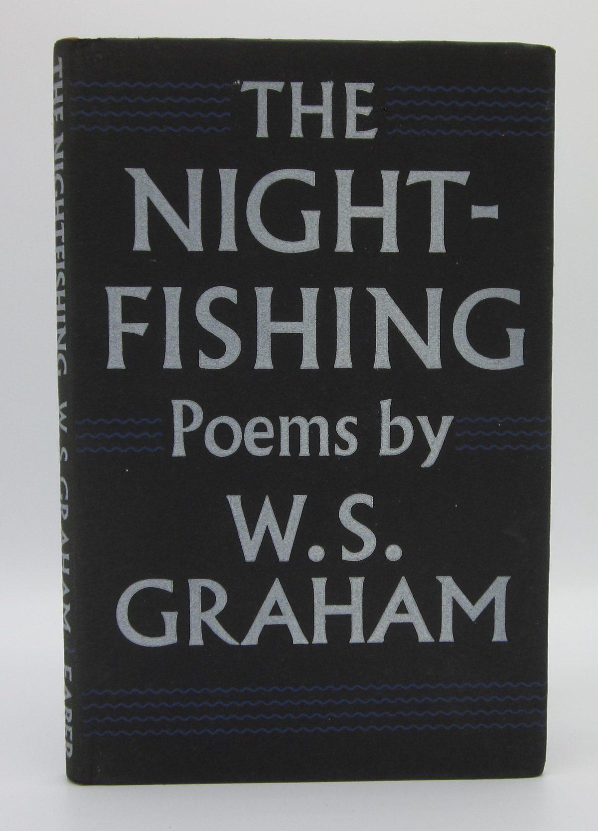 From My Poetry Bookshelf – The Nightfishing by WS Graham
