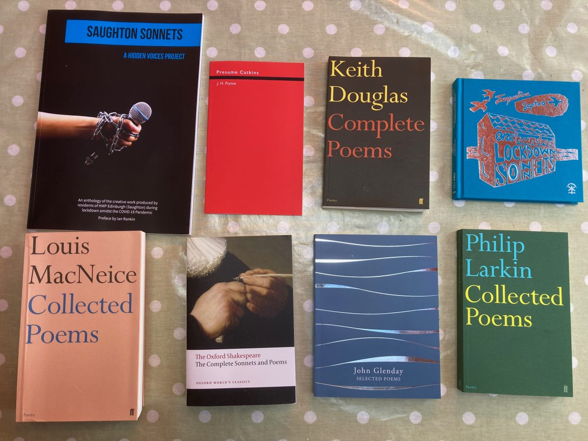 A Poetry Haul